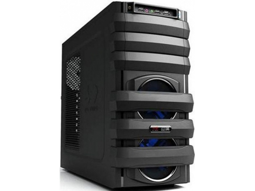Корпус IN WIN MG-134 600W Black, вид 1
