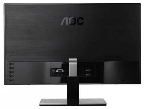 Монитор AOC I2267FW Metal-Black, вид 6