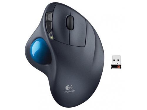 Мышка Logitech M570 Black USB, вид 1