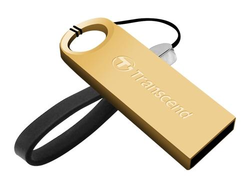 Usb-флешка Flash Drive 32 Gb Transcend JetFlash 520 Gold, вид 1