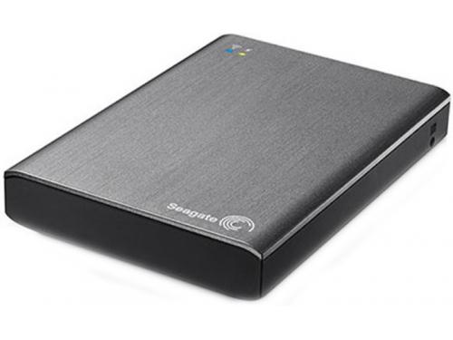 Жесткий диск Seagate USB/WiFi 1Tb, вид 1