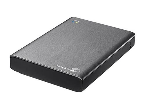 Жесткий диск Seagate USB/WiFi 1Tb, вид 2