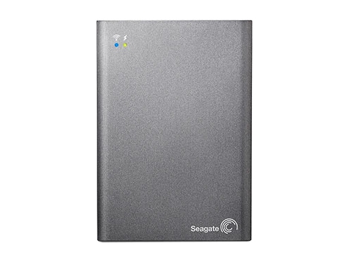 Жесткий диск Seagate USB/WiFi 1Tb, вид 3