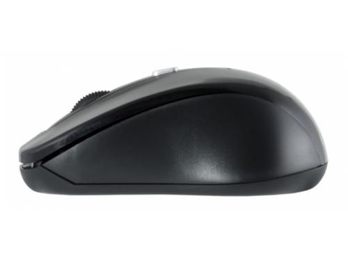 Мышка Oklick 435MW USB, черная, вид 4