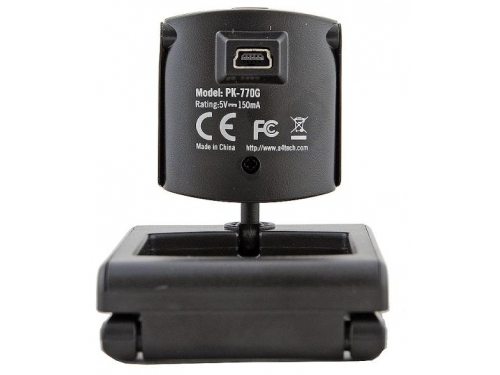 Web-камера A4Tech PK-770G, черный, вид 5