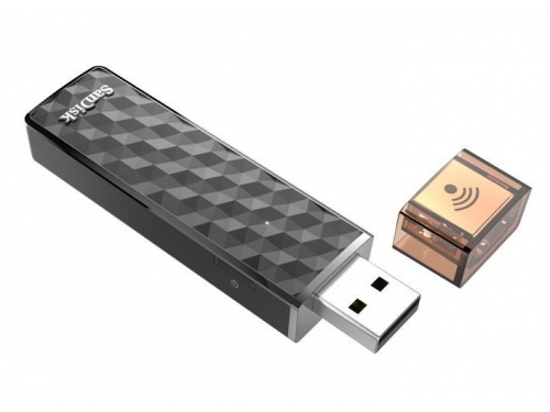 Usb-флешка Sandisk Connect Wireless Stick 64Gb (USB + Wi-Fi), вид 2