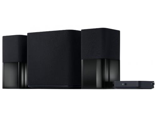 Компьютерная акустика Dell AC411, черная, вид 1