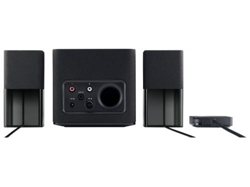 Компьютерная акустика Dell AC411, черная, вид 3