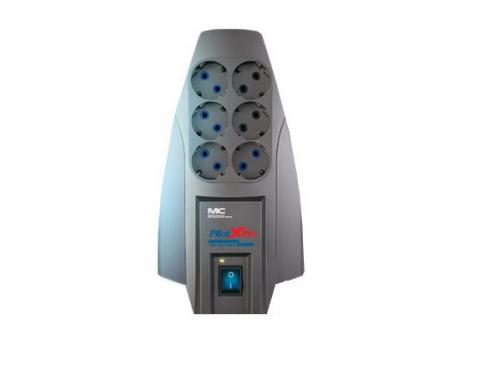Сетевой фильтр Pilot X - Pro 3м, серый, вид 1