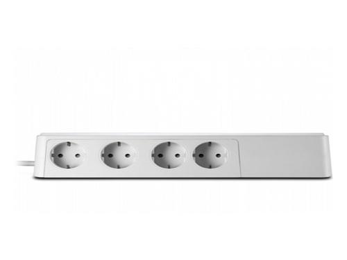 Сетевой фильтр APC PMF83VT-RS, 8 розеток, 3 м., белый, вид 3