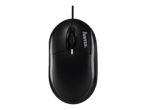 Мышка Hama AM-8300 USB, черная, вид 2