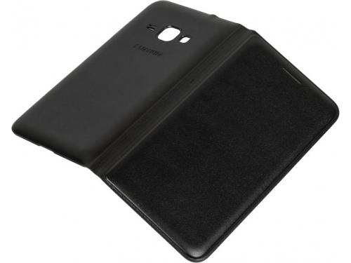 Чехол для смартфона Samsung для Samsung Galaxy J1(2016) EF-WJ120P (EF-WJ120PBEGRU) черный, вид 2