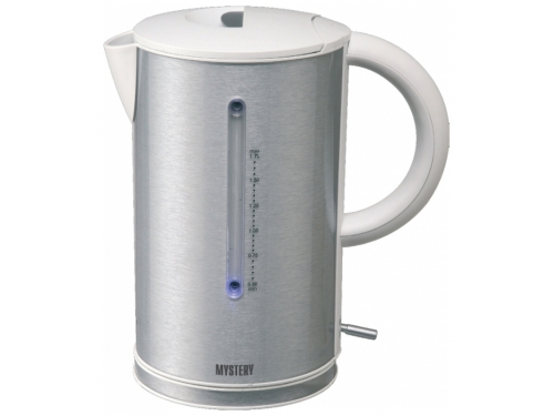 Чайник электрический MYSTERY MEK-1614 grey, вид 1