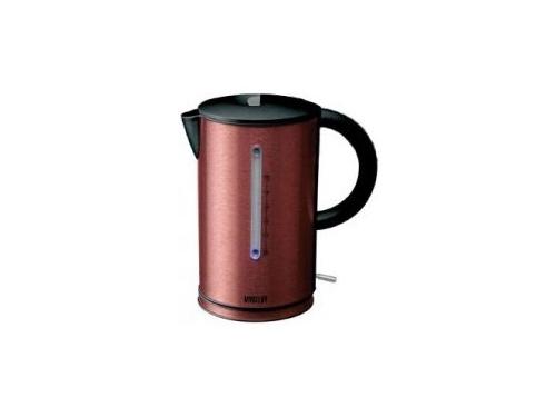 Чайник электрический MYSTERY MEK-1614 grey, вид 2
