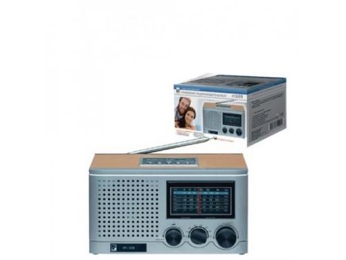 Радиоприемник Сигнал БЗРП РП-309, серый, вид 1