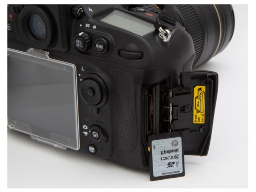 ����� ������ Kingston SD10VG2/128GB (128Gb, class10), ��� 1