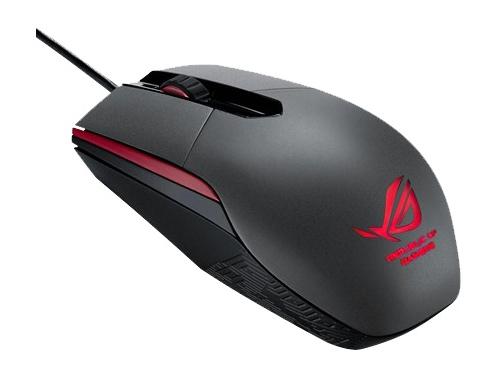 Мышка Asus ROG Sica USB, черная, вид 2