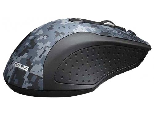 Мышка Asus Echelon Laser Mouse, серо-черная, вид 1