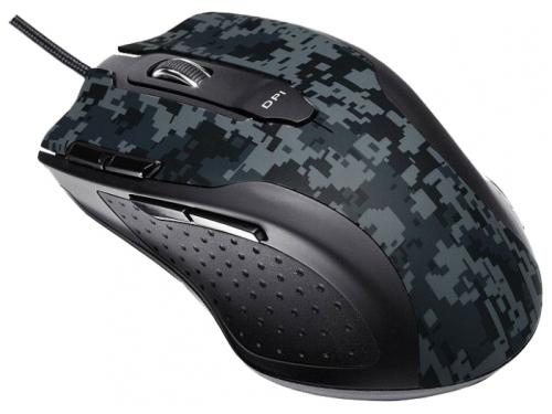 Мышка Asus Echelon Laser Mouse, серо-черная, вид 2
