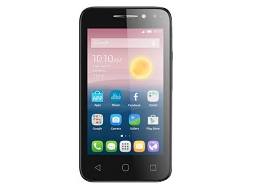 Смартфон Alcatel Pixi 4 4034D 4Gb розовый/черный, вид 1