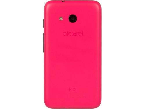 Смартфон Alcatel Pixi 4 4034D 4Gb розовый/черный, вид 2
