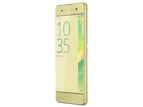 Смартфон Sony Xperia XA F3111, зеленый, вид 1