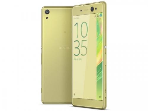 Смартфон Sony Xperia XA F3111, зеленый, вид 2