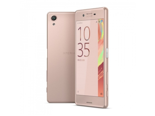 Смартфон Sony Xperia X DS F5122, розово-золотистый, вид 2