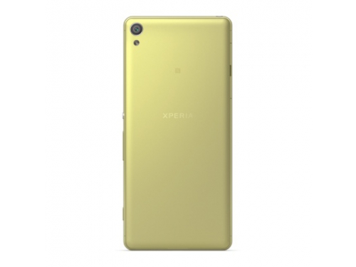 Смартфон Sony Xperia XA Dual, зелено-золотистый, вид 2