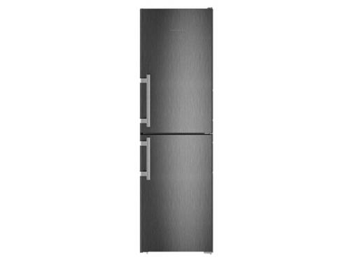 Холодильник Liebherr CNbs 3915, чёрный, вид 1