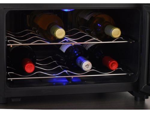 Холодильник Caso WineCase 8, винный шкаф, вид 2