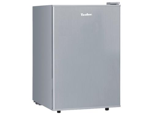 Холодильник Tesler RC-73, серебристый, вид 1