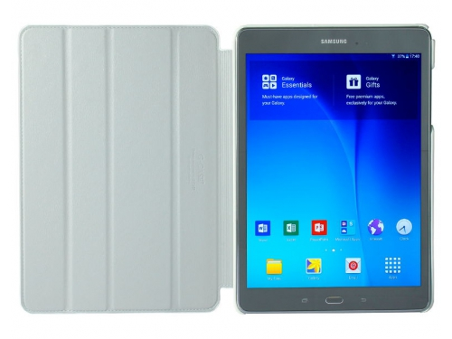 Чехол для планшета G-case Slim Premium для Samsung Galaxy Tab A 9.7'', белый, вид 3