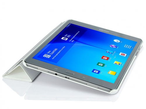 Чехол для планшета G-case Slim Premium для Samsung Galaxy Tab A 9.7'', белый, вид 5