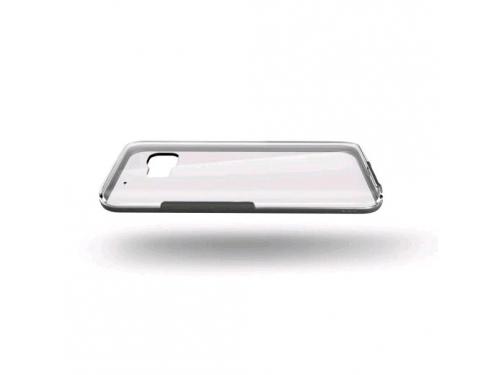Чехол для смартфона HTC для  One E9+ (HC C1131)прозрачный с серыми вставками, вид 2