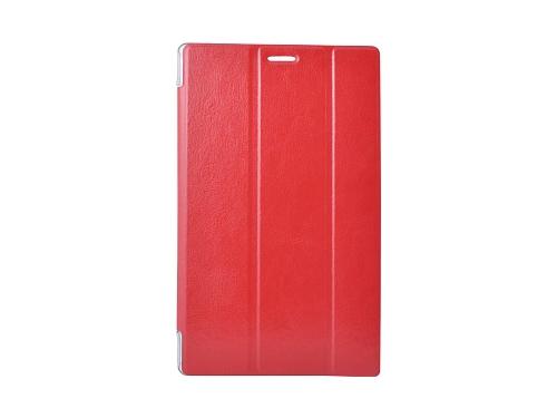 Чехол для планшета ProShield slim case для Lenovo Tab 3 850M, красный, вид 1