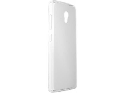 Чехол для смартфона SkinBOX Slim silicone для Lenovo A2010, прозрачный, вид 3