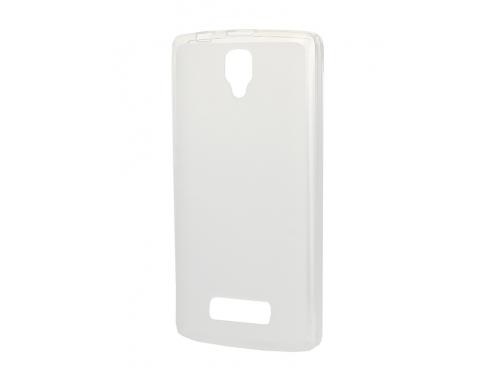 Чехол для смартфона SkinBOX Slim silicone для Lenovo A2010, прозрачный, вид 1
