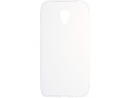 Чехол для смартфона SkinBOX Slim silicone для Lenovo A2010, прозрачный, вид 2
