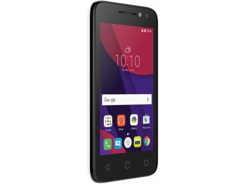 Смартфон Alcatel OT4034D POP D4 (2 SIM) 4Gb, белый, вид 1