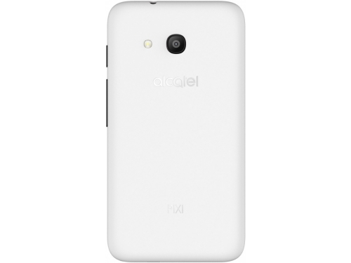 Смартфон Alcatel OT4034D POP D4 (2 SIM) 4Gb, белый, вид 3