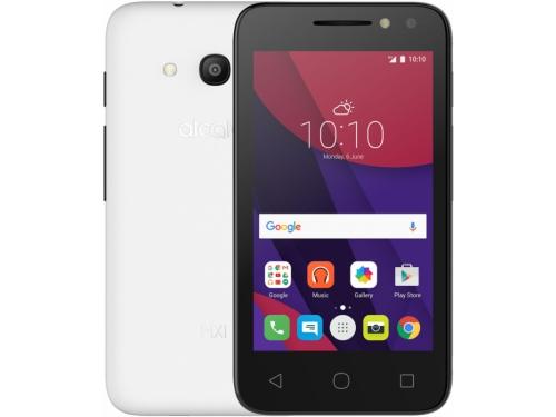 Смартфон Alcatel OT4034D POP D4 (2 SIM) 4Gb, белый, вид 2