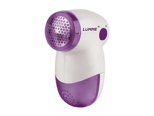 Машинка для удаления катышков LUMME LU-3502 фиолетовая, вид 1