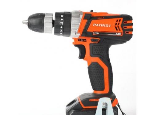 Дрель Patriot BR 241Li-h, оранжевая, вид 9