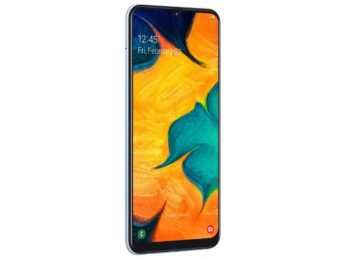Смартфон Samsung Galaxy A30 (2019) SM-A305F 3/32Gb, белый, вид 3