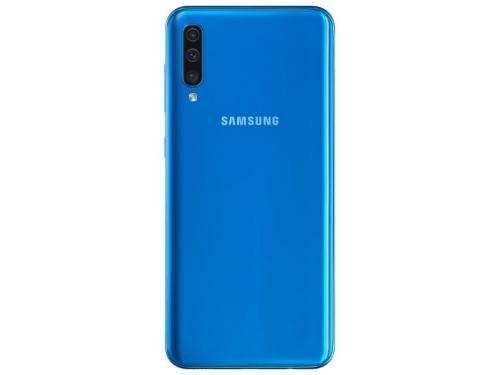 Смартфон Samsung Galaxy A50 (2019) SM-A505F 4/64Gb, синий, вид 2