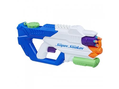 Оружие игрушечное Бластер Hasbro Nerf Супер Сокер Водострел (B8246), вид 1