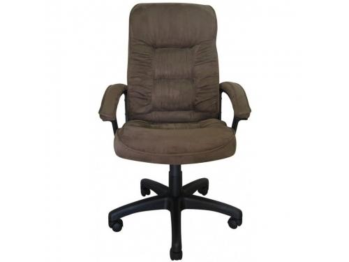 Компьютерное кресло Бюрократ CH-838AXSN/MF109 зеленое, вид 1
