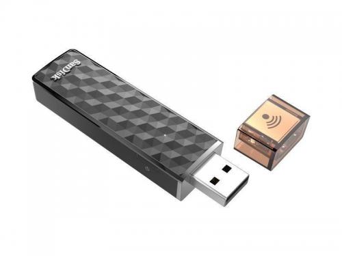 Usb-флешка Sandisk Connect Wireless Stick 16Gb (USB + Wi-Fi), вид 2