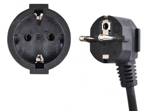 Удлинительный кабель Buro BU - PS1.10/B, черный, вид 2